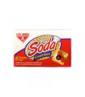 GALLETA SODA SAN JORGE