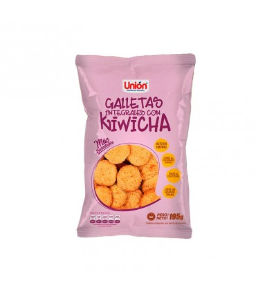 Mega Galleta Integrales de Kiwicha