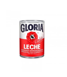 Leche Evaporada GLORIA Light