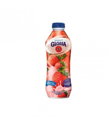 Yogurt Gloria de Fresa
