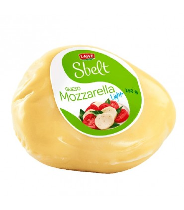 Queso Mozarella Laive Sbelt Light