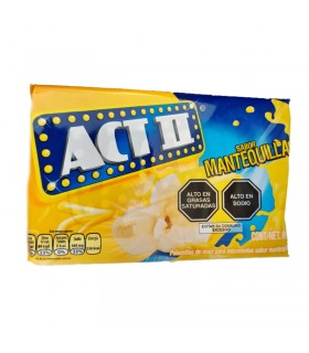 Pop Corn Mantequilla ACT II