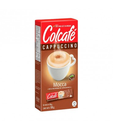 Colcafe Capuccino Mocca