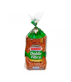 Pan Integral Doble Fibra Bimbo