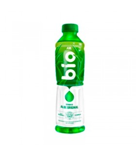 Bebida de Aloe BIO Uva Botella 520ml