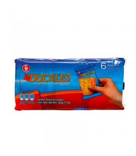 Galletas Ducales 6 Pack x 162 gr