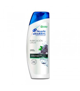 Shampoo Head & Shoulders Protección Caida Frasco 375 ml