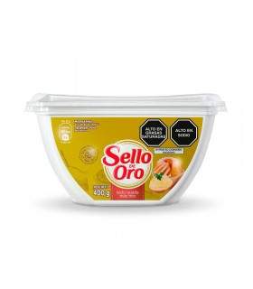 Margarina Sello De Oro Pote 400gr